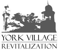 York Village Revitalization Logo